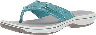 Clarks Women's Breeze Sea Flip-Flop