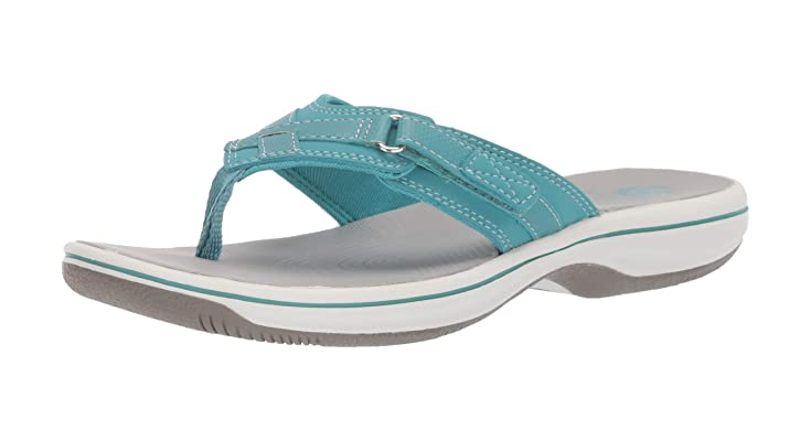 Clarks Women's Breeze Sea Flip-Flop Reviews