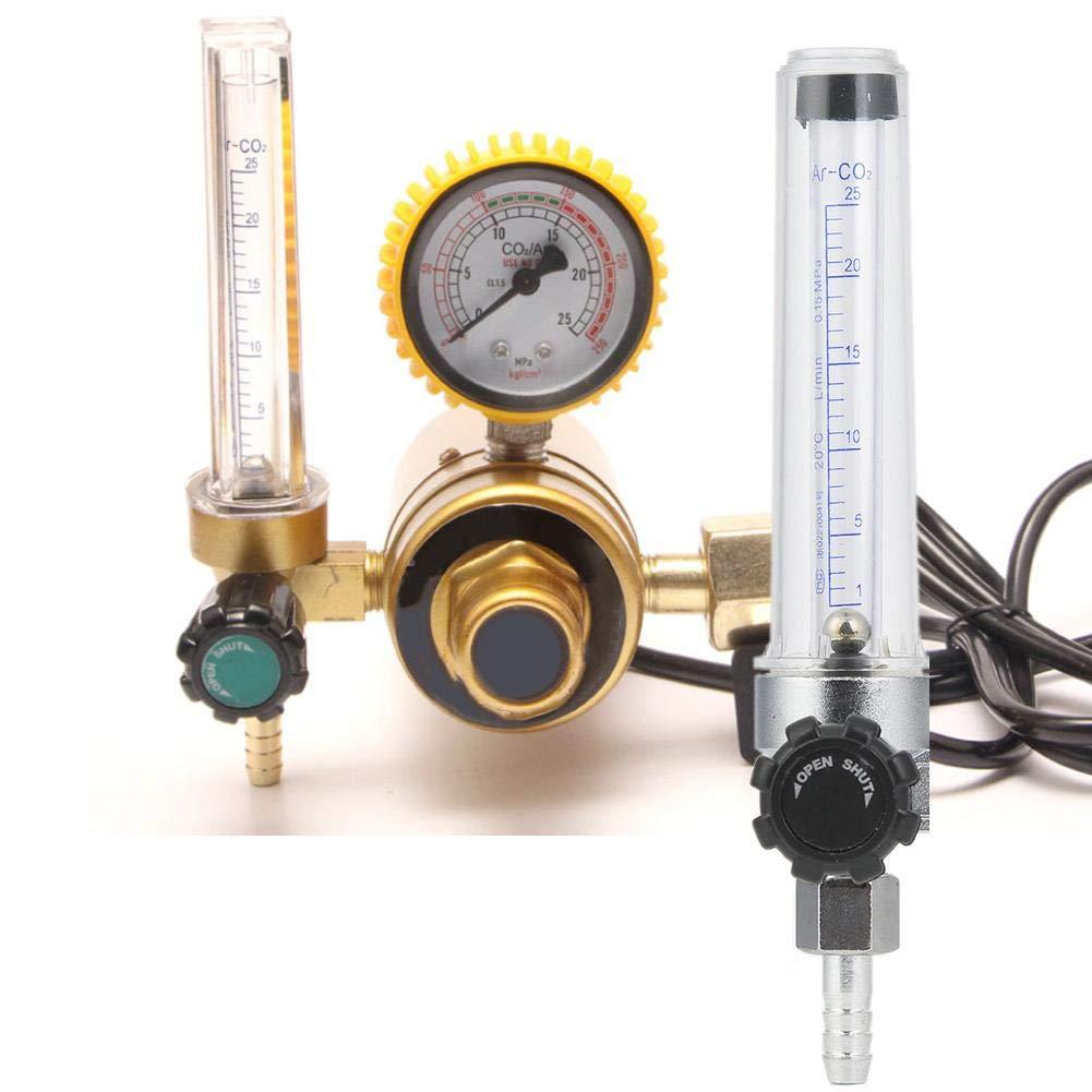 Zerone Flowmeter Welding Kunststoffz/ähler Schwei/ßwerkzeug Zubeh/ör