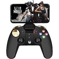 PowerLead Android Gamepad, Mobile Gaming Mando Controlador inalámbrico Gamepad Compatible con Android 3.2 Sistema/PC por…