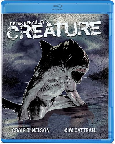 Simon Peter Costumes - Peter Benchley's Creature