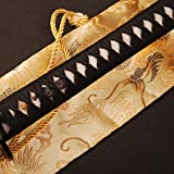 Shijian Carbon Steel Samurai Katana Japanese Sword