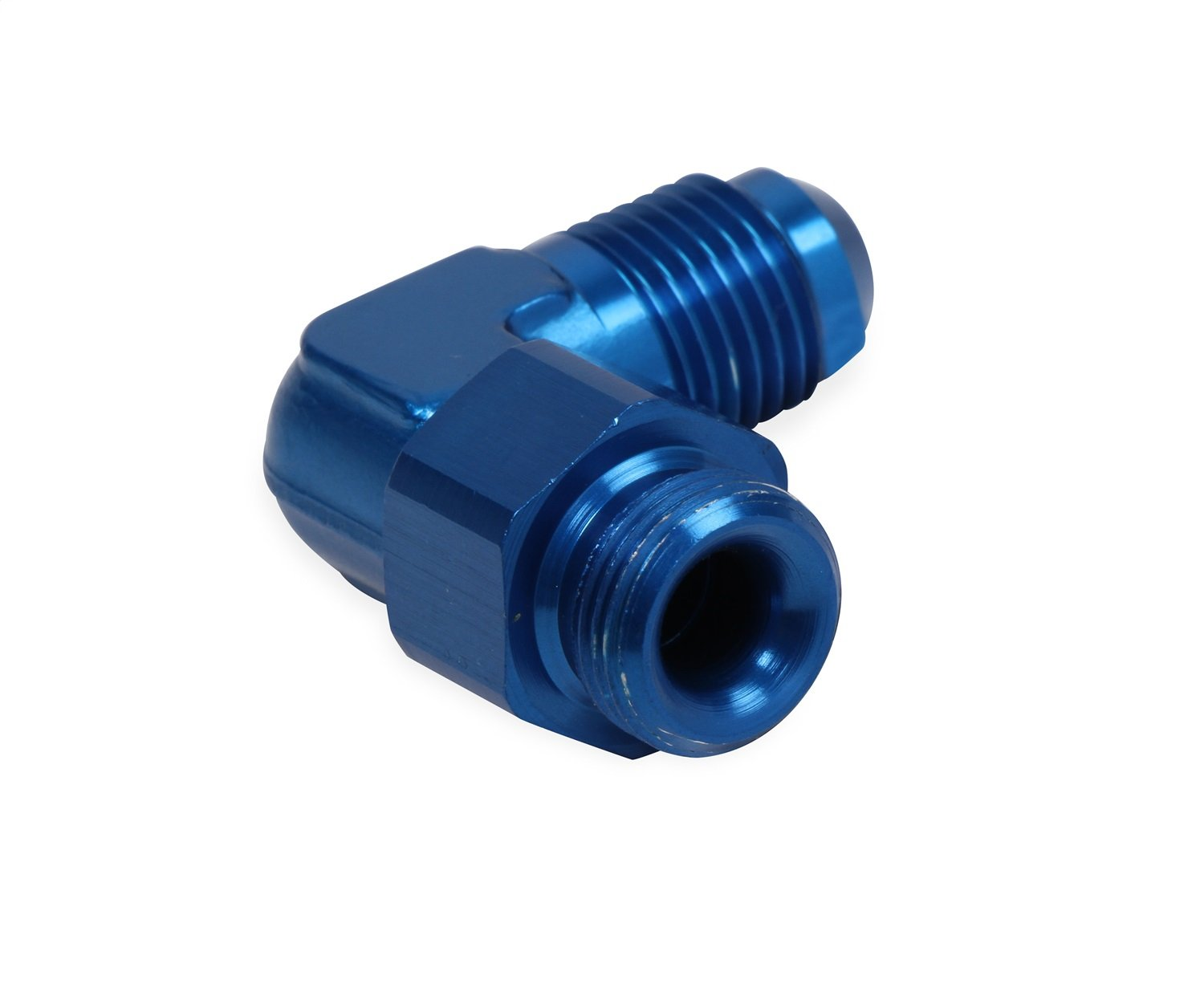 Earls 949094ERL Blue Anodized Special Purpose Aluminum Adapter