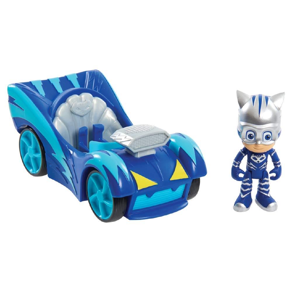 Pyjamasques vehículo Speed Boost con Figura 7,5 cm-yoyo ...