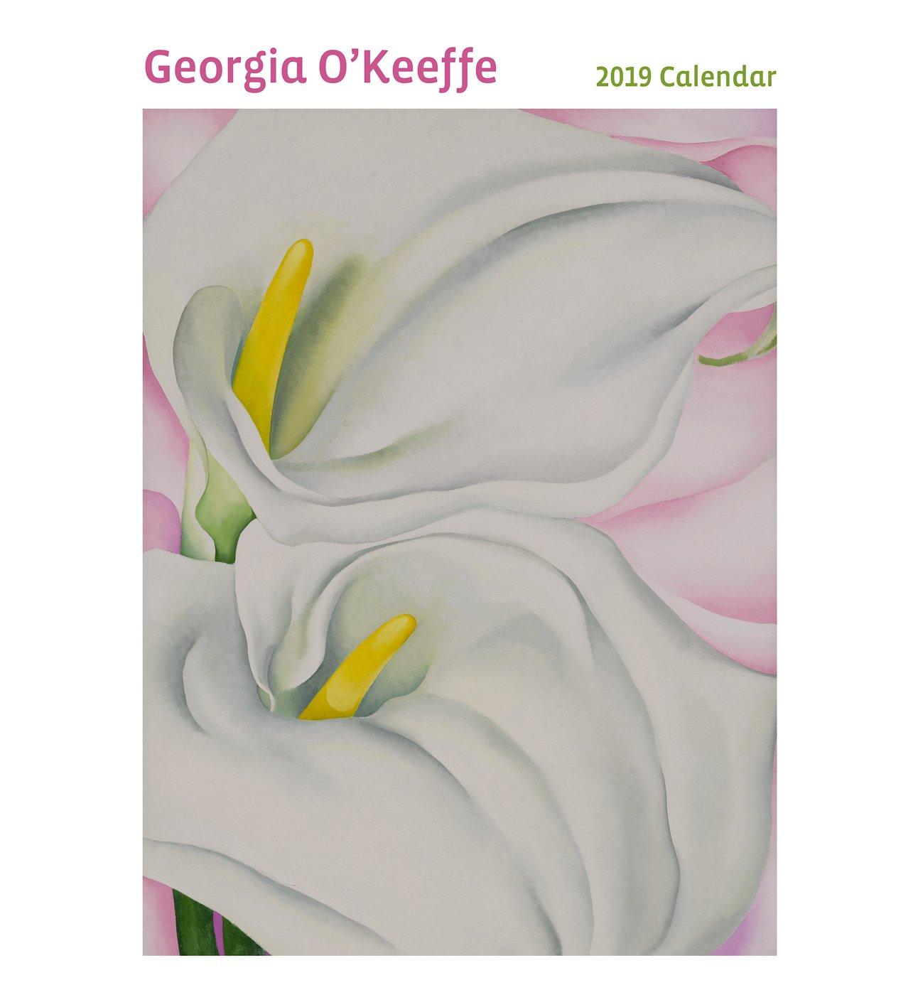 georgia okeeffe 2019 calendar