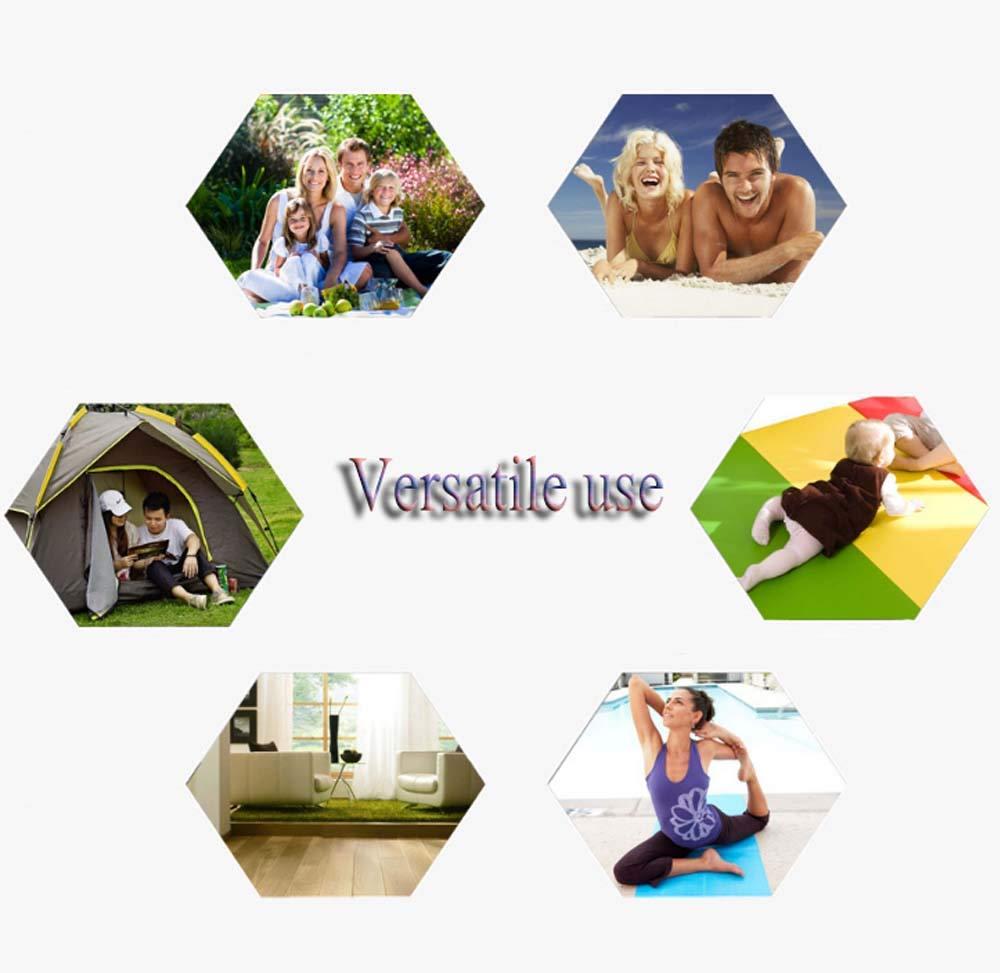 DADAO Campingdecke Wasserdicht Isoliert, Isoliert, Isoliert, Kids for Music Festival, Parade, Wandern, Camping-Leichtgewicht B07PQ86YPC | Zu einem niedrigeren Preis  cb093b