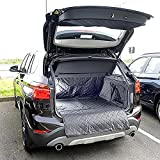 BMW X1 Cargo Liner Trunk Mat - Quilted, Waterproof & Tailored - Generation 2 (F48)