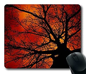 Under The Tree 2 Mouse Pad Desktop Laptop Mousepads Comfortable Office Mouse Pad Mat Cute Gaming Mouse Pad
