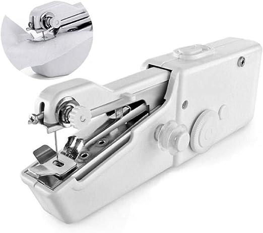 Maquina de coser portatil de mano