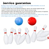 Bowling Set Toy Game 10 Pins 2 Balls Classical