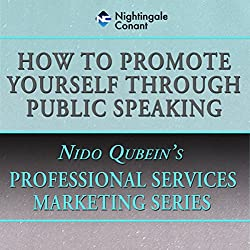 How to Promote Yourself Through Public Speaking