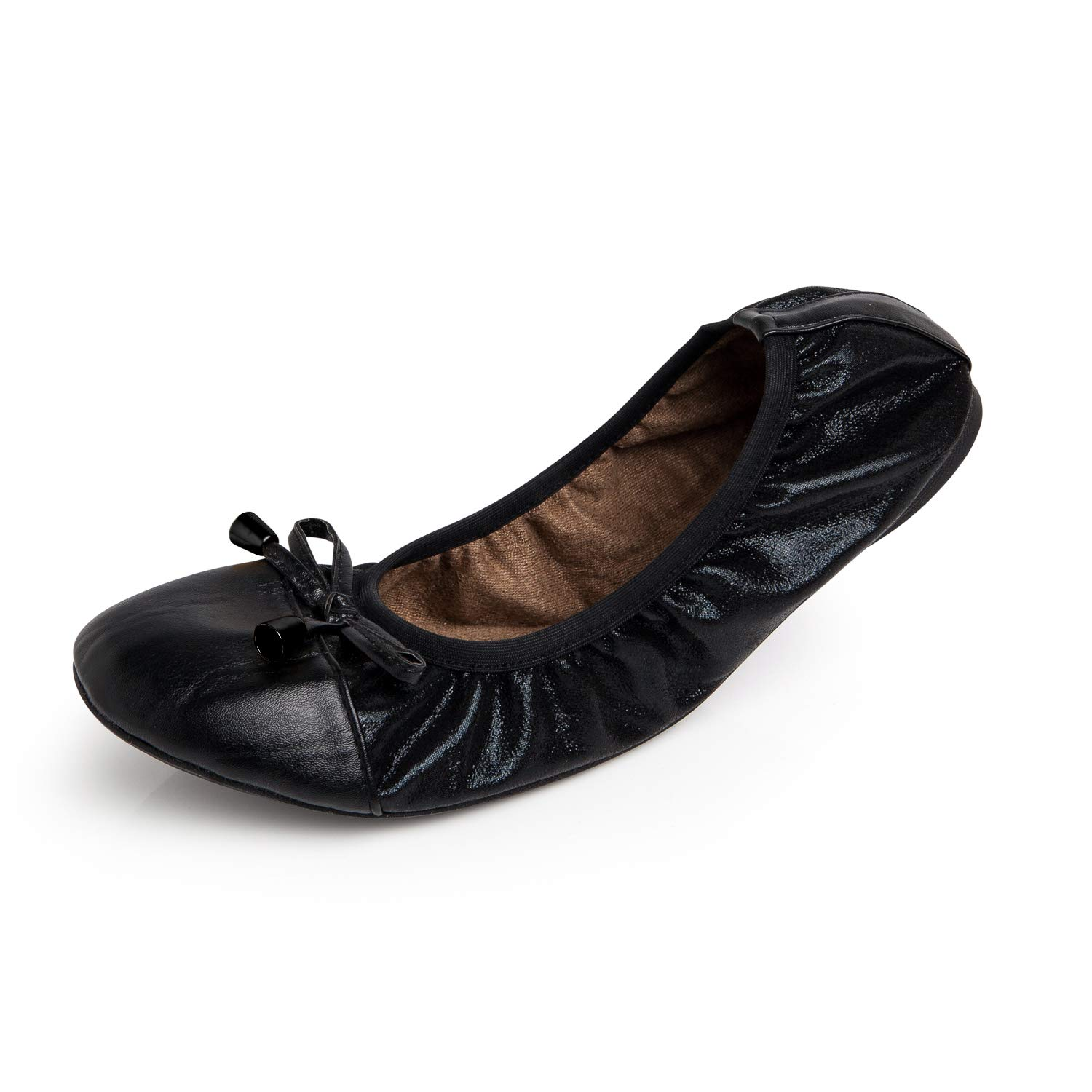Girls Ballerina Style Shoe With Jewel Detail 4 Colours! H2303