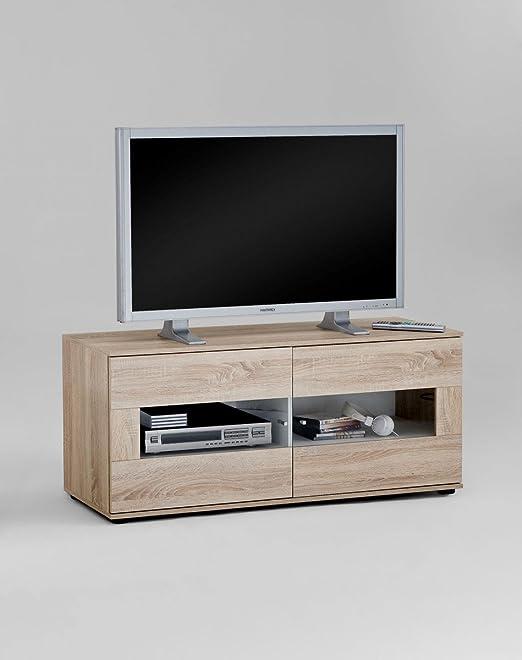 Dreams4Home Zoé mueble bajo mesa de televisión TV Mesa Phon ...
