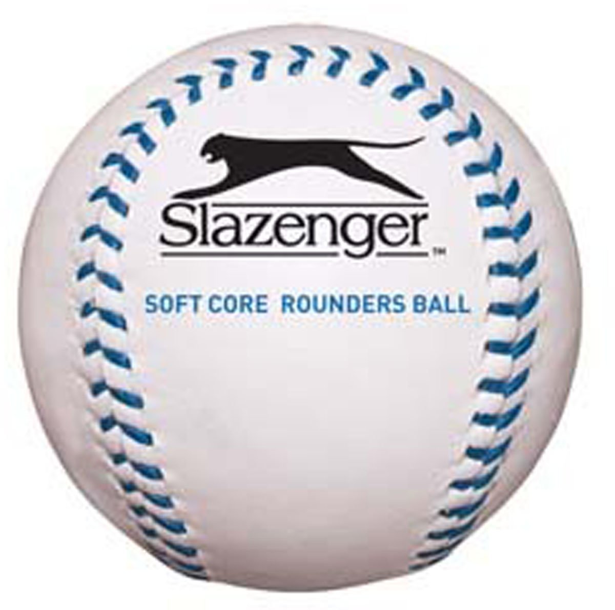 Slazenger Softcore Rounders Baseball Sports Official 1084 Trolley Case 28 Inc Size Ball Outdoors