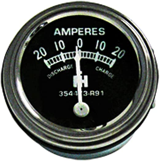 67135D New Temperature Gauge for Case//IH ID9 O4 406989R91 M
