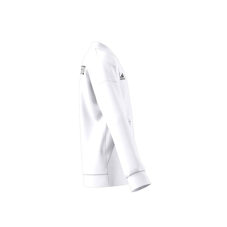 adidas Chaqueta Real Madrid ZNE KY 2018-2019 Niño Core white ...