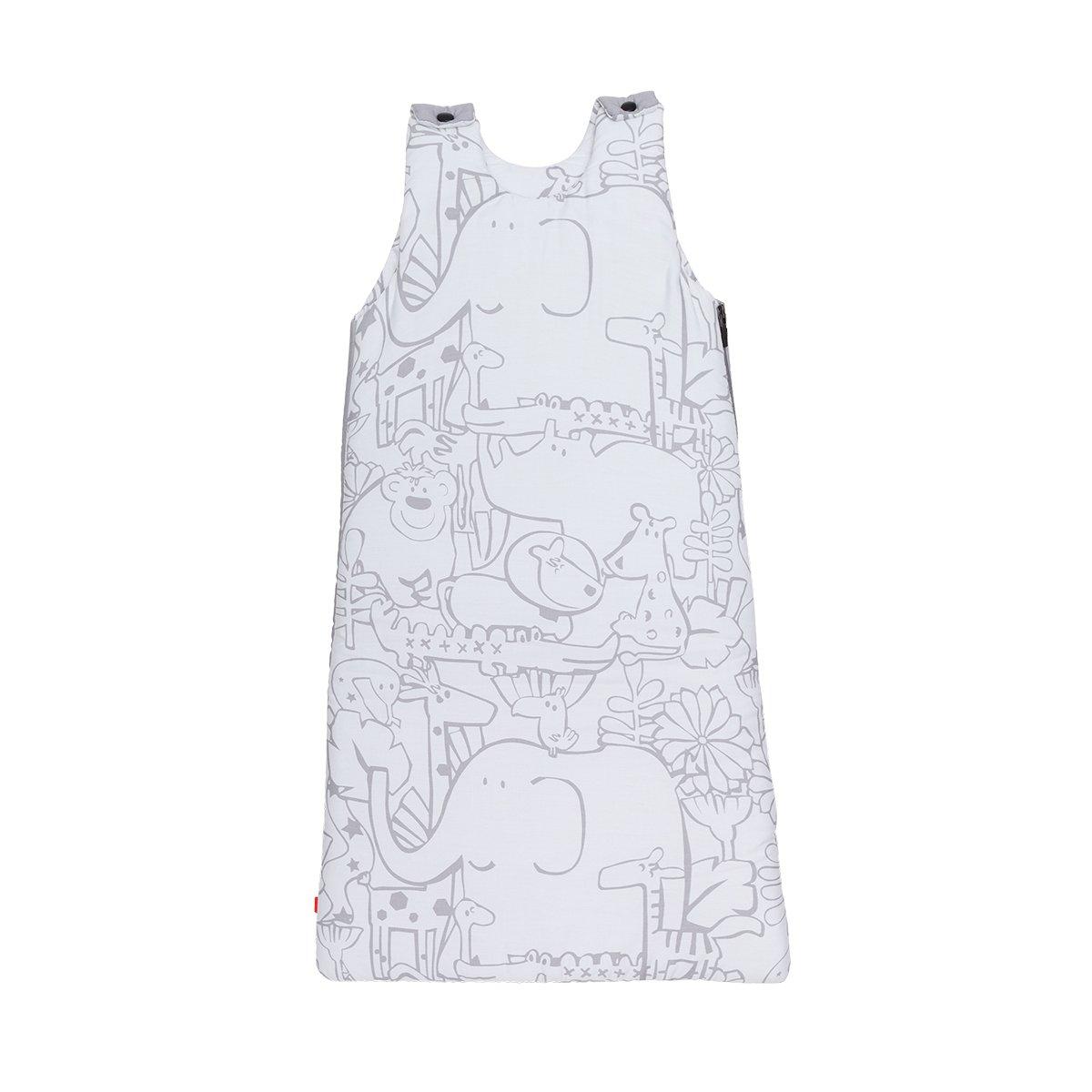 Cambrass Sleeping Bag (90 x 55 cm, Be Range, Zoo Grey) 38142