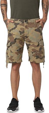Jack /& Jones Pantalones Cortos Cargo para Hombre