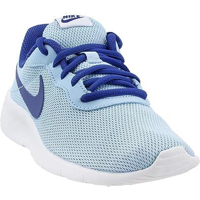 Nike Damen Tanjun (GS) Laufschuhe, Azul (BluecapDeep Royal