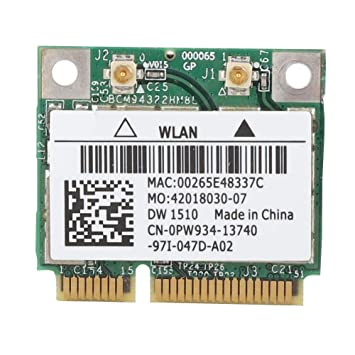 ASHATA Mini Tarjeta de Red PCI Expression BCM94322HM8L, 2.4G ...