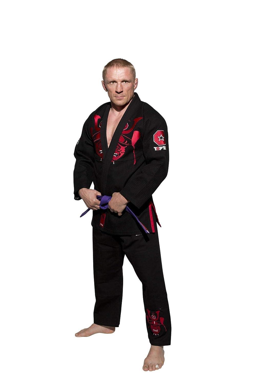TopTen Samurai 200 - Traje de Jiu Jitsu brasileño: Amazon.es ...