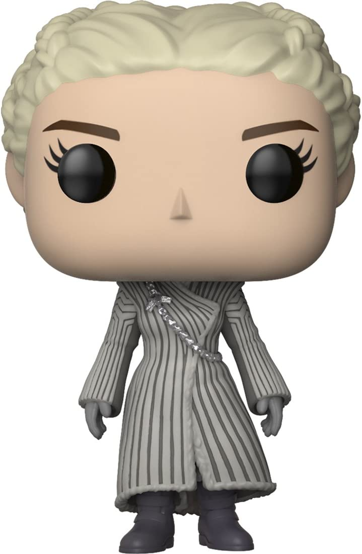 Amazon.com: Daenerys Targaryen [Capa Blanco]: Funko POP. X ...