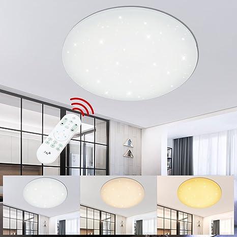 VGO® 100W LED Plafón Lámpara de Techo Cielo Estrellado ...