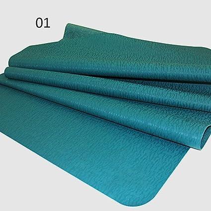 Amazon.com : 19-Yiruculture Multifunctional Yoga mat Eco ...