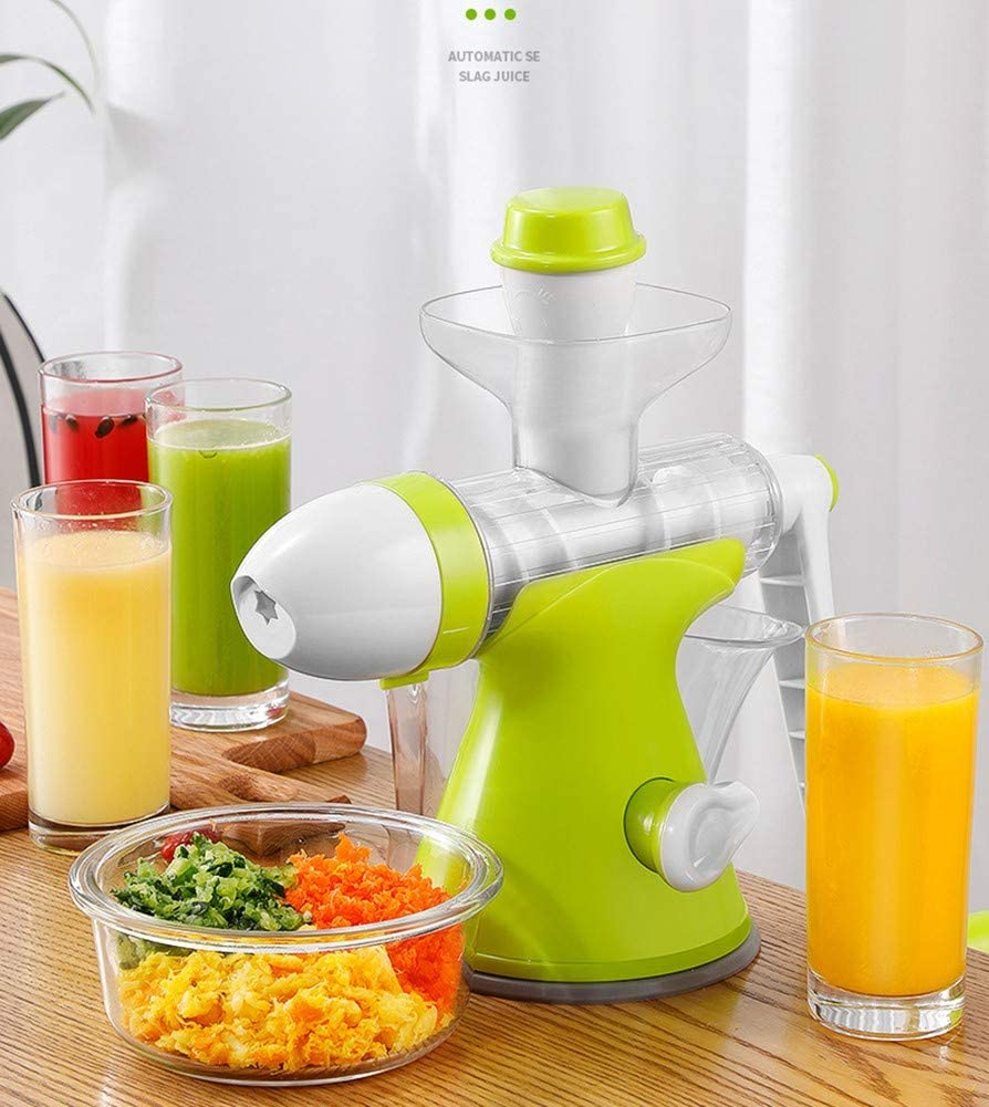 Helmets Juicer Centrifugal Juicing Machine,Slow Masticating for Whole Fruit Vegetable,Anti-drip, Easy Clean Extractor Press