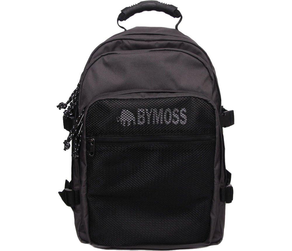 [バイモス]BYMOSS マキシマム リュック 3シリーズ男女兼用 (Maximum Backpack 3Series) [並行輸入品] B01MXV4PK3 ダークグレー ダークグレー