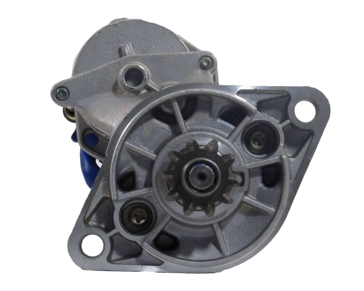 amazon com: gear reduction starter fits jaguar mark series xj6 xk120 xk140  104 tooth fly wheel: automotive