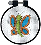 Dimensions Needlecrafts Counted Cross Stitch, Happy Wings Style: Happy Wings Model: 72782