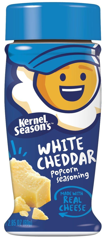 Kernel Season's, Popcorn Seasoning, White Cheddar, 2.85 Ounce