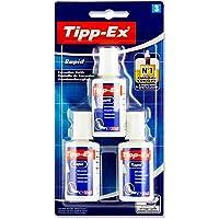 Tipp-Ex Rapid Correction Fluid - 20 ml, 2+1 unidades