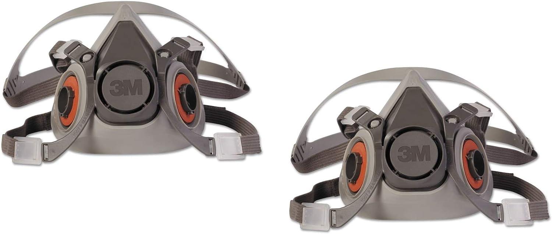 Half Facepiece Reusable Respirator 6200