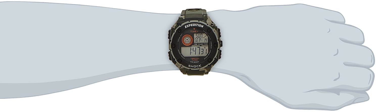 b343a4532fa6 Timex Expedition T49981 - Reloj de cuarzo para hombre