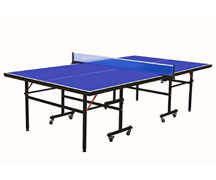 ab31f7bb557 Image Unavailable. Image not available for. Color  Grade Folding Ping Pong  Table Tennis Table and Net Set Professional