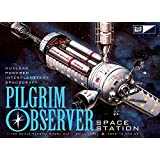 MPC Pilgrim Observer Space Station Model Kit