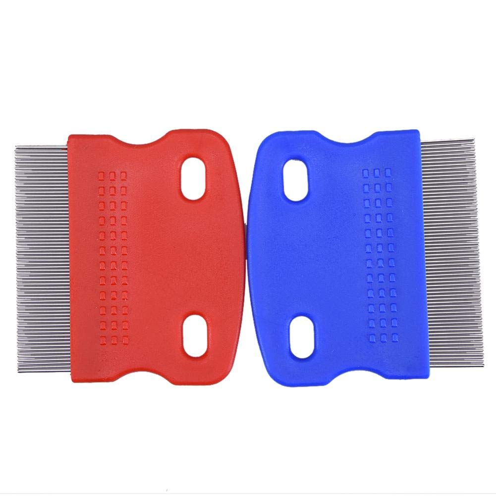 iShine Fine and Coarse Toothed Pocket Comb
