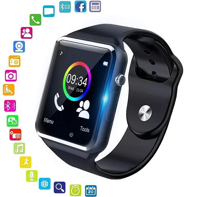 jpantech Smart Watch A1: Amazon.es: Electrónica
