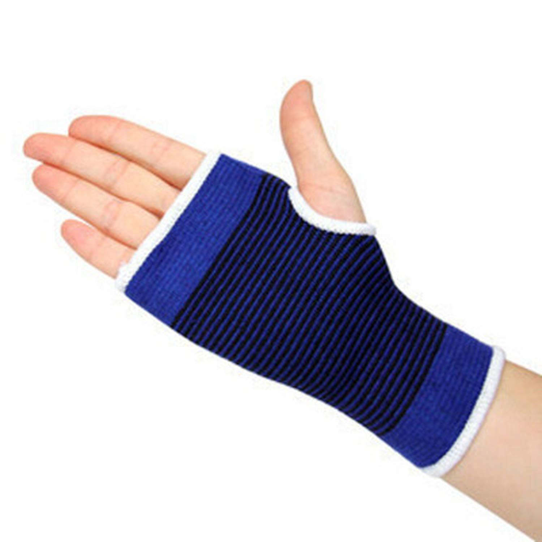 1 Paar Elastische Ellbogenbandage Knieschü tzer Kniebandage Bein Arthritis Verletzungen Gym Sleeve Gummizug Knö chel Bandage Unterstü tzung PENVEAT