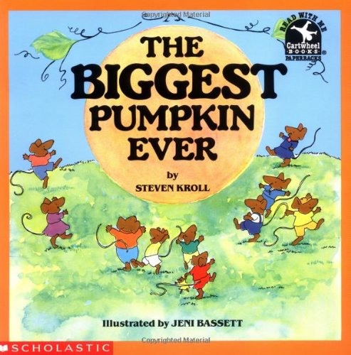 The Biggest Pumpkin Ever (Easy Halloween For Adults)