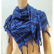 scarf scarve shawl Keffiyeh check shemagh desret military palestine Arafat arab