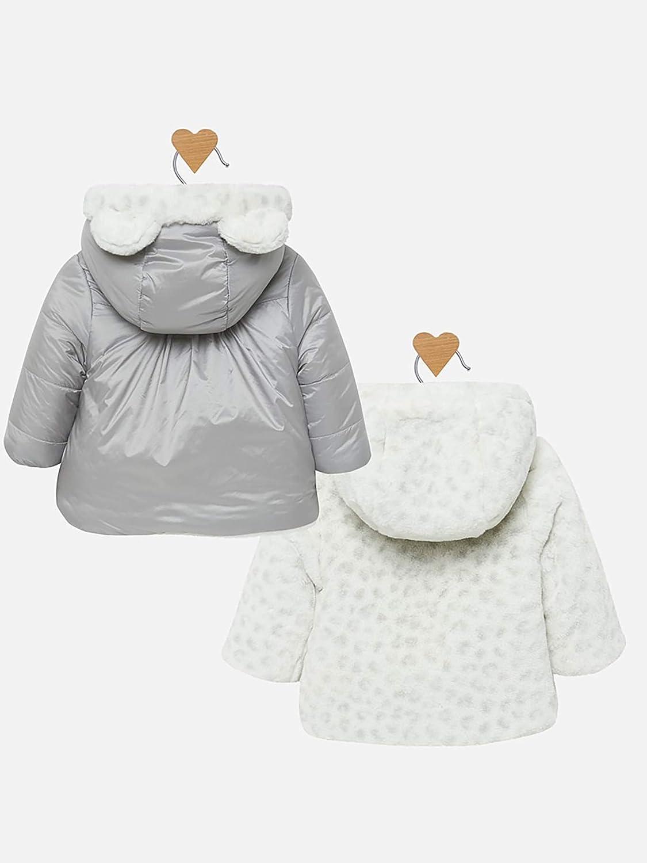 Abrigo para beb/é ni/ño Gris 2401 Mayoral