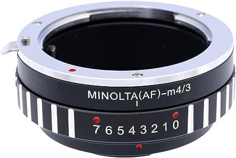 Gadget Career C mount Lens Adapter for Panasonic Lumix DC-G9