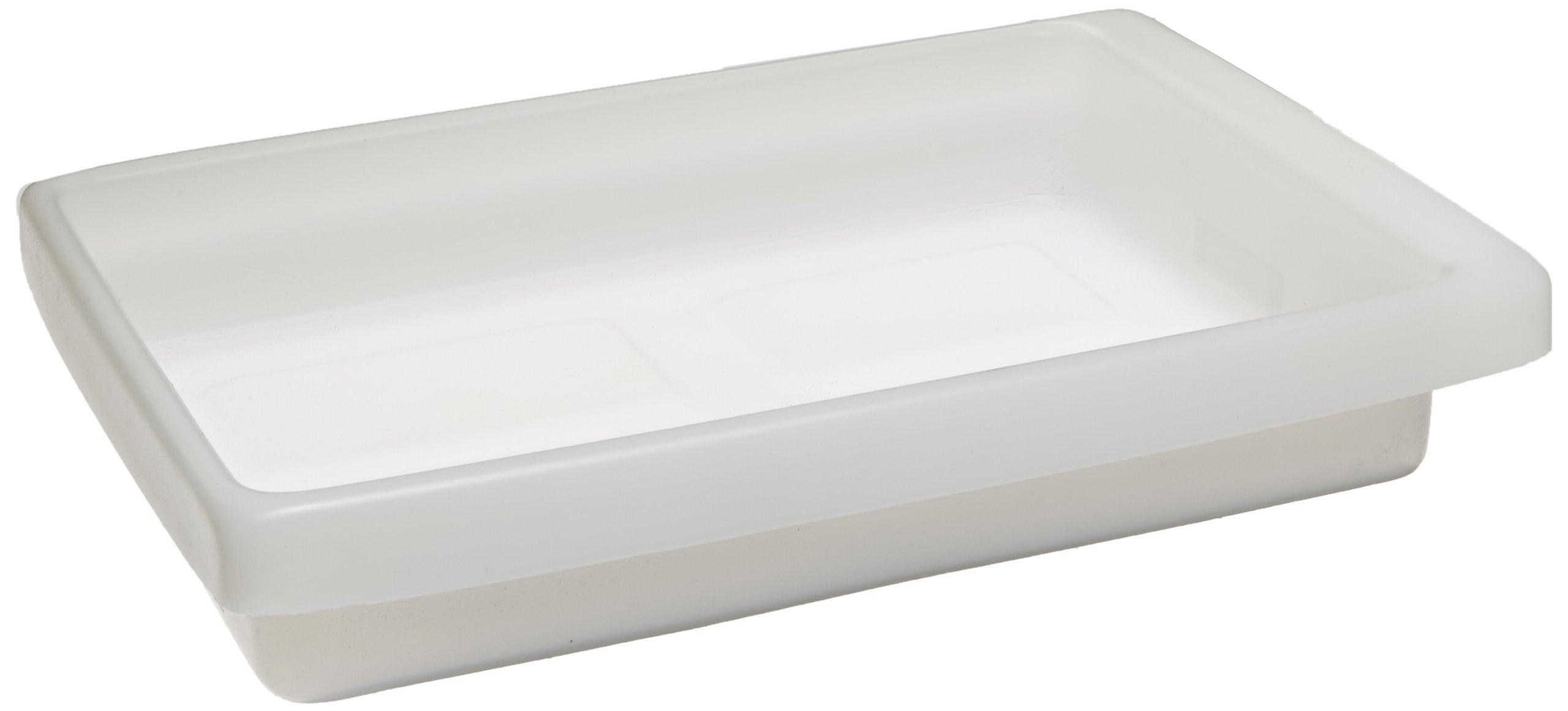 Justrite 24193 Sump Tray, 31-5/8'' Width x 18'' Depth, For Blue Polyethylene Storage Cabinets