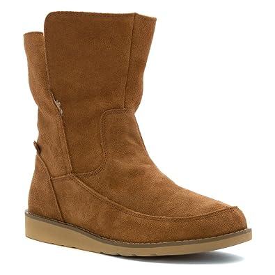 Women's Boots/sanuk black suede drop ne3r02t8