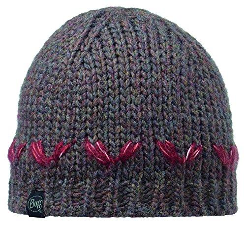 Buff Varios Punto Gorro única otoño Brown Color Talla de Invierno Unisex para Colores Adultos tamaño Lile qqA4T