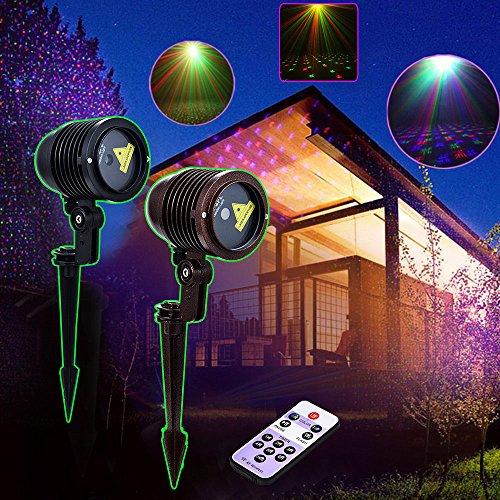 Firefly Landscape Laser Light White in US - 5