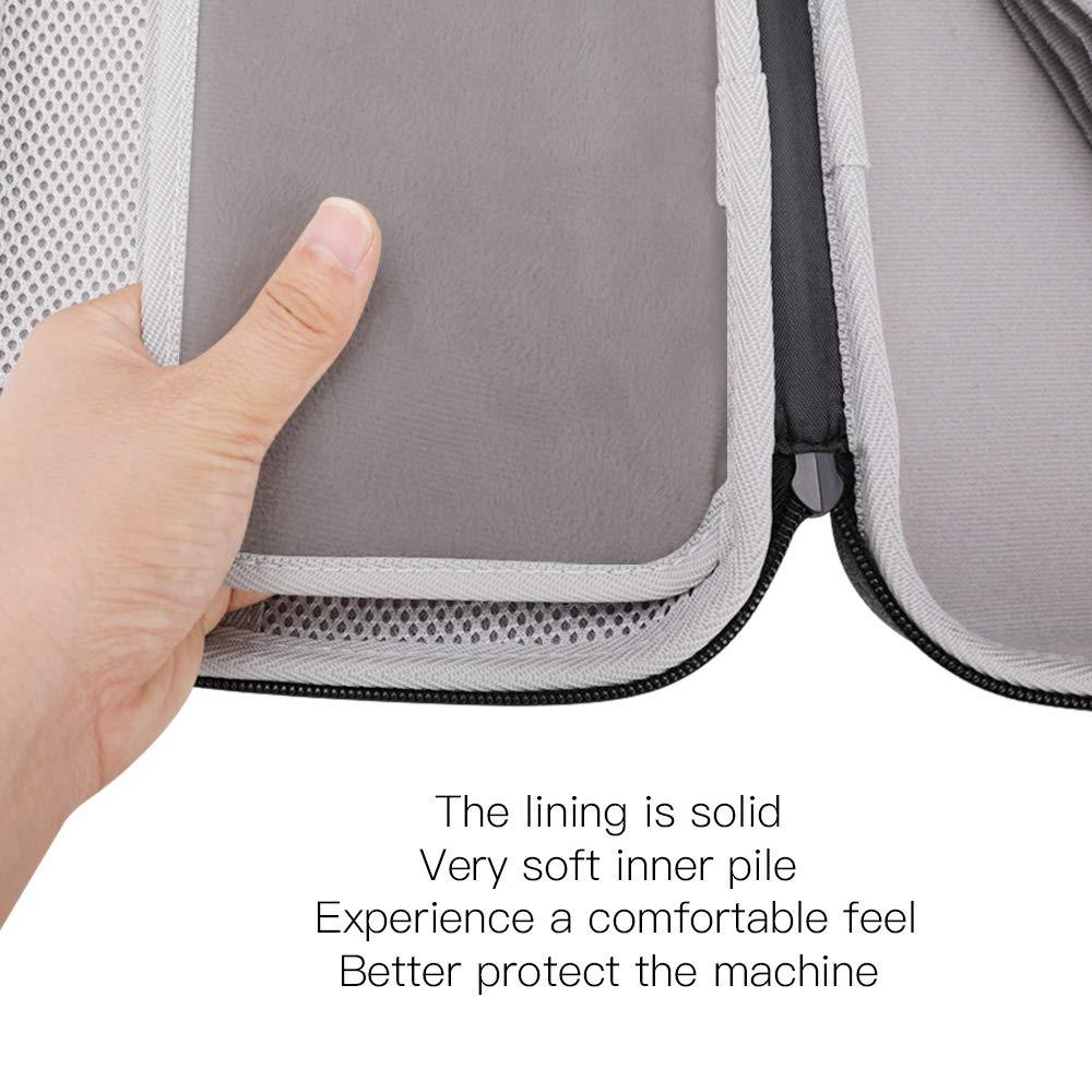 smartphone e altri accessori Tineer OSMO Mobile 3 Custodia per il trasporto treppiede Nylon Stoccaggio Custodia Box Hand Bag per DJI OSMO Mobile 3 Handheld Gimbal